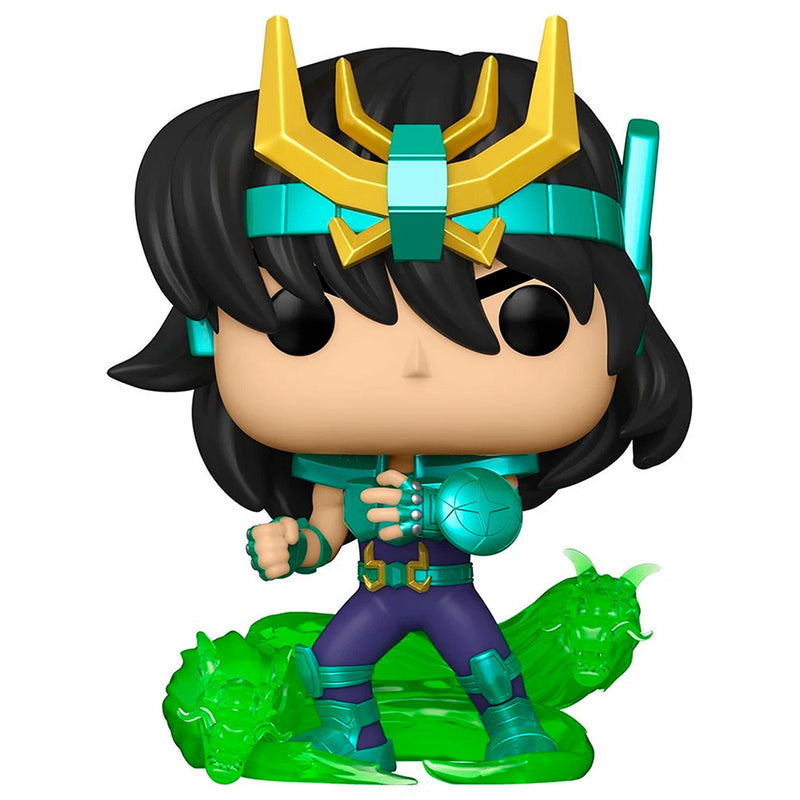 Saint Seiya - Funko Pop - Dragon Shiryu - Preorden