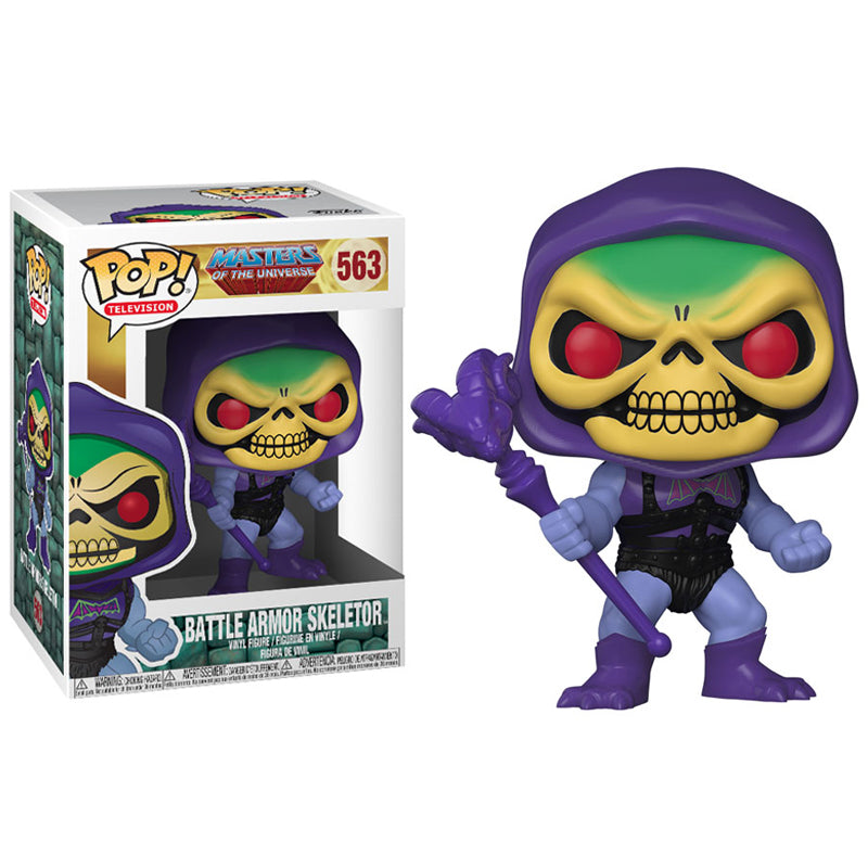 Masters of the Universe - Funko POP - Skeletor
