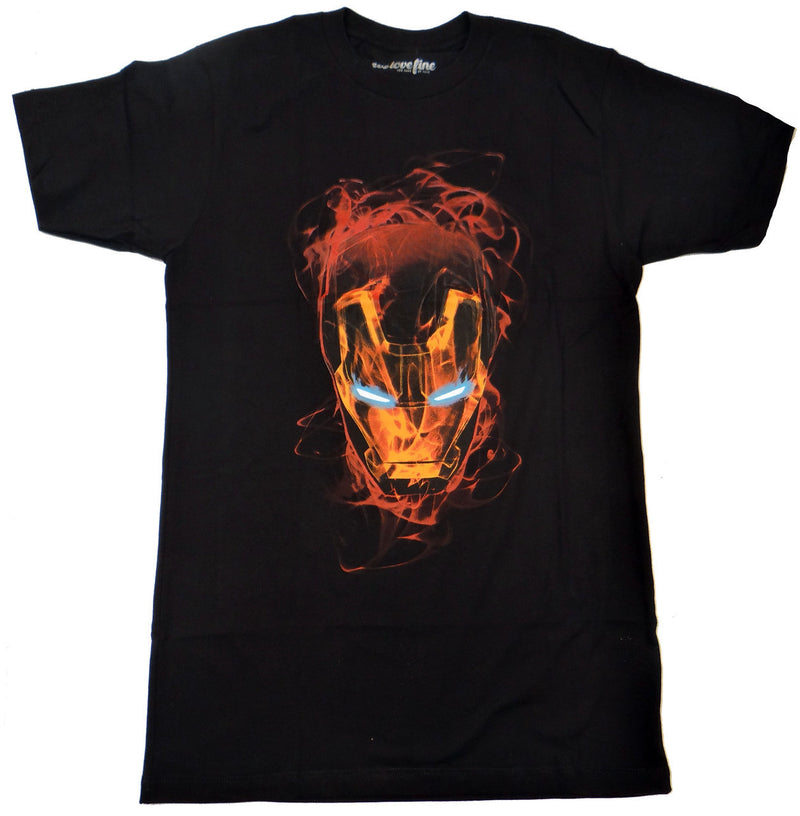 Iron Man - Camiseta - Smokey mask - Hombre