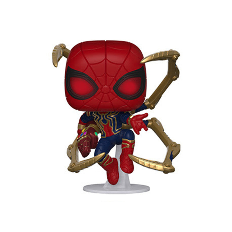Avengers Endgame - Funko POP - Iron Spider with Nano Gauntlet