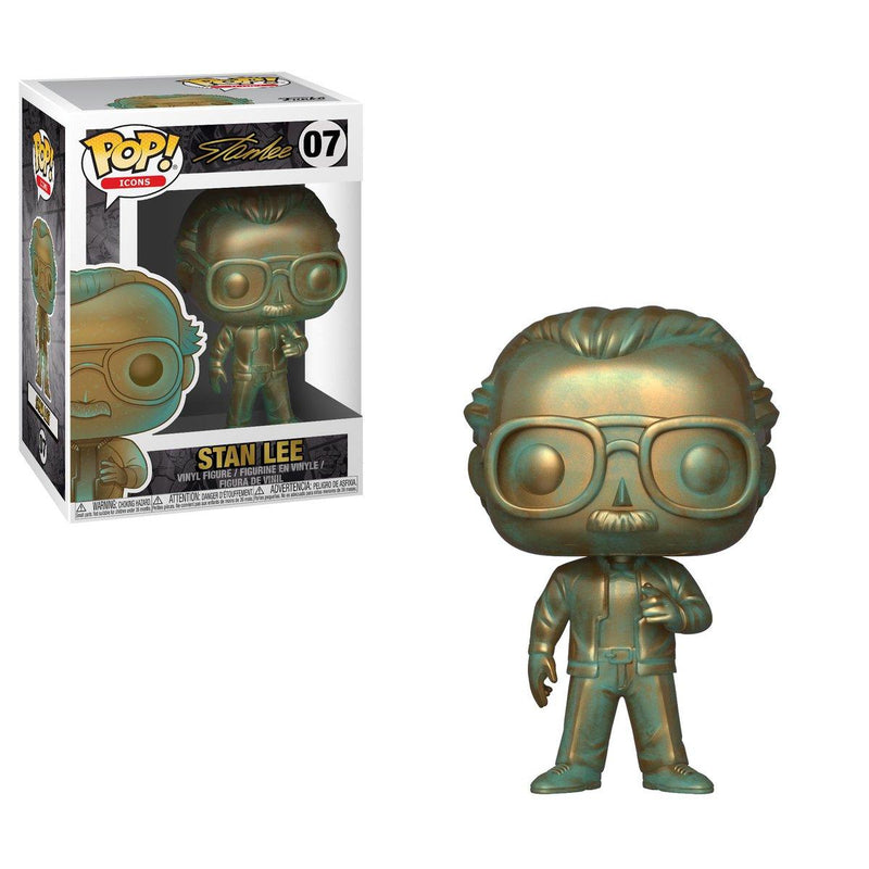 Stan Lee - Funko Pop - Patina