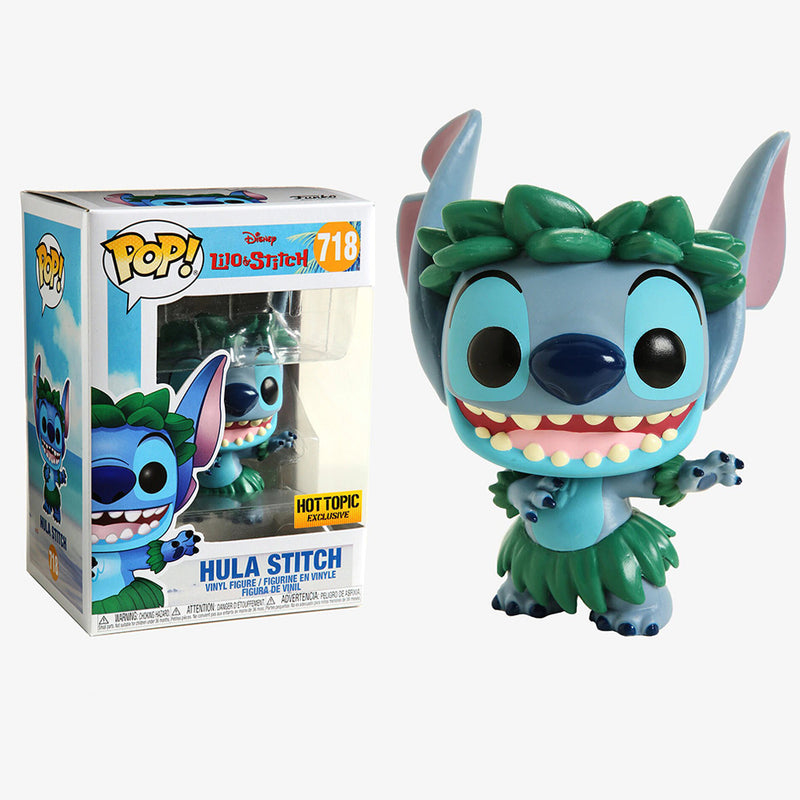 Lilo And Stitch - Funko Pop - Hula Stitch - Edición Limitada