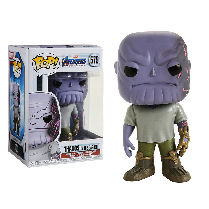 Avengers Endgame -  Funko Pop - Thanos (In The Garden)