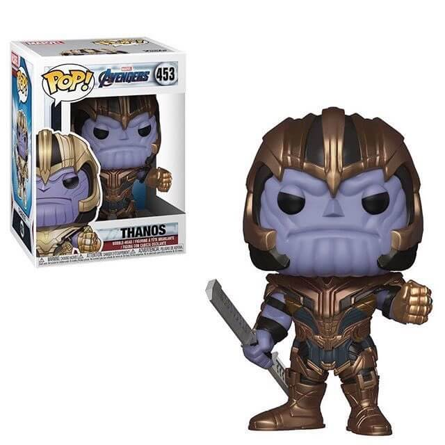 Avengers Endgame - Funko POP - Thanos