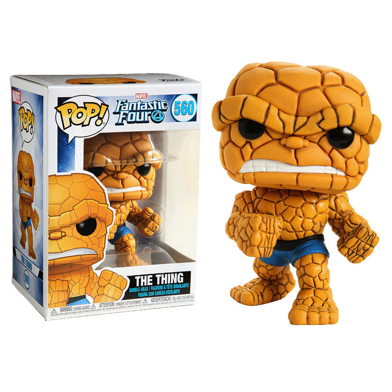 Fantastic 4 - Funko Pop - The Thing