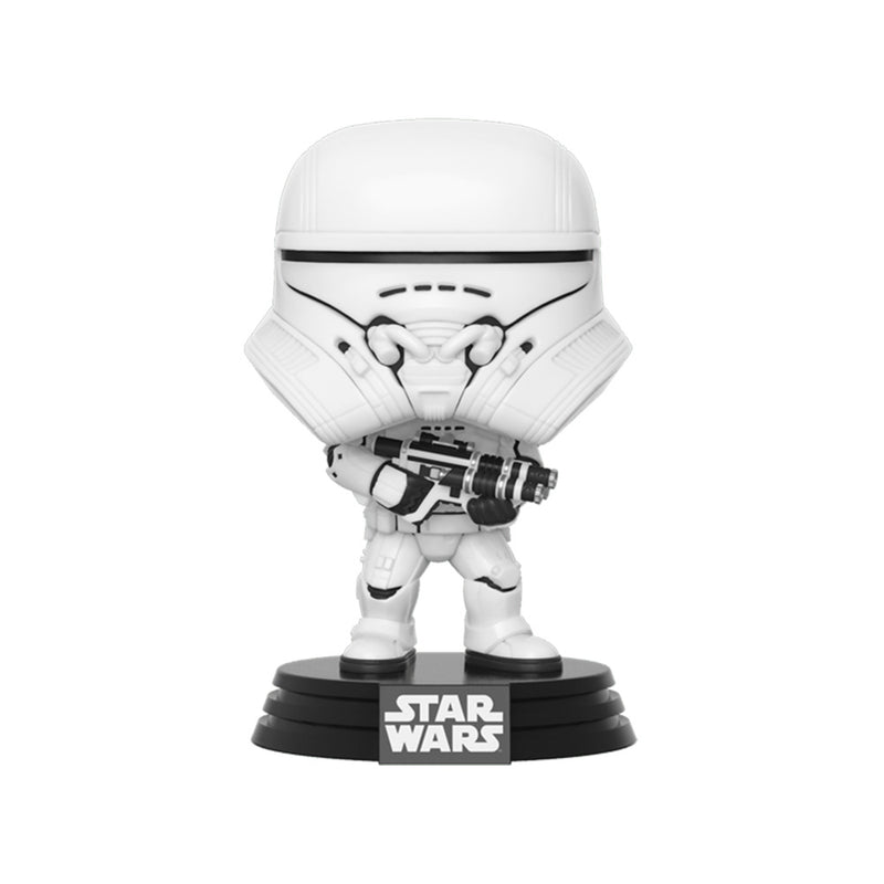 Star Wars: The Rise of Skywalker - Funko Pop - First Order Jet Trooper - Preorden