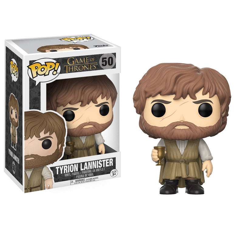 Game of Thrones - Funko POP - Tyrion Lannister - Preorden