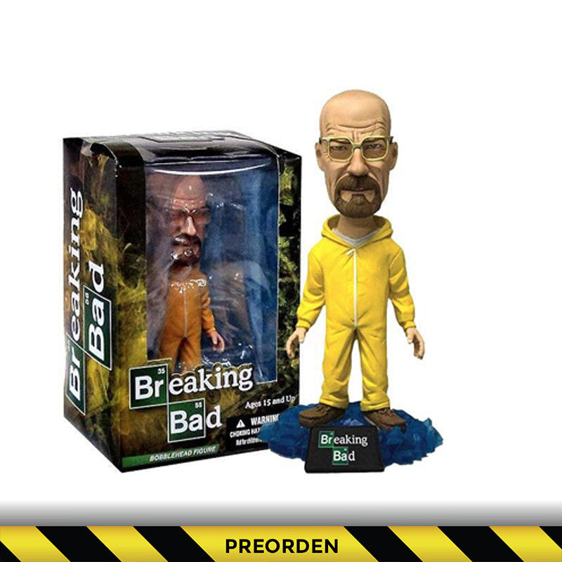 Breaking Bad – Mezco Bobblehead – Walter White - Preorden