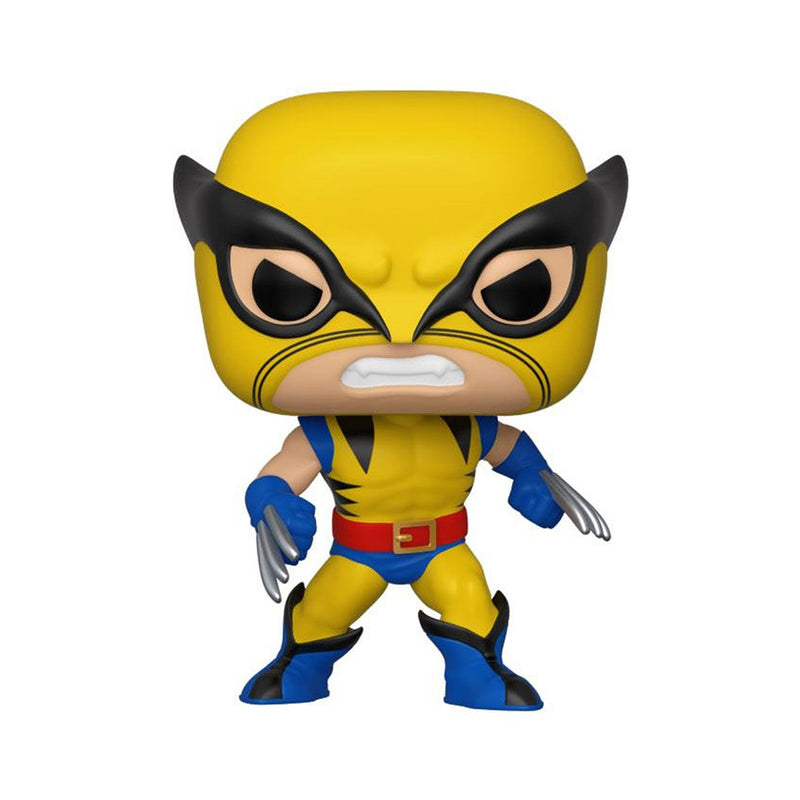 Marvel 80th - Funko Pop - Wolverine (First Appearance)
