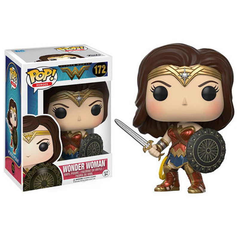 Wonder Woman Movie - Funko Pop - Wonder Woman