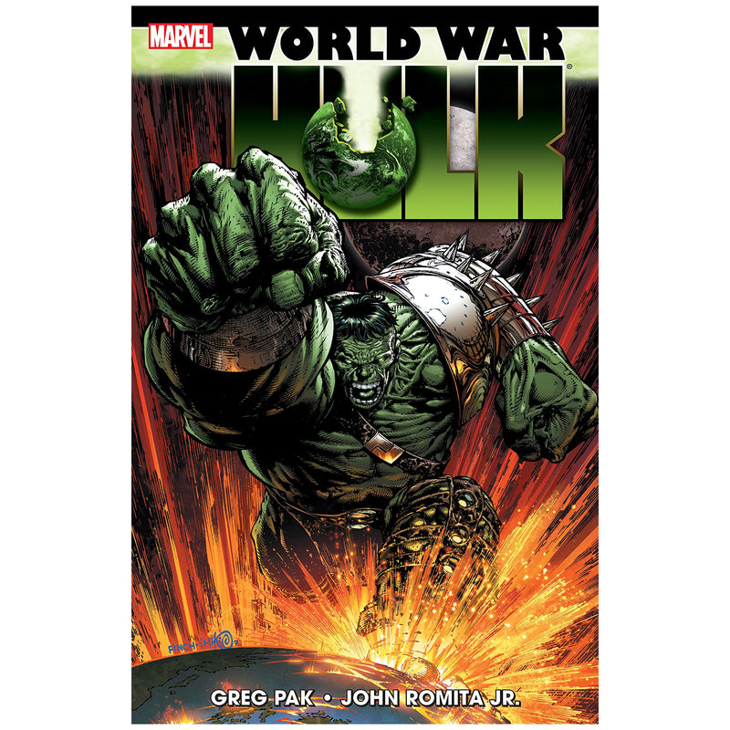 World War Hulk - Novela - Inglés