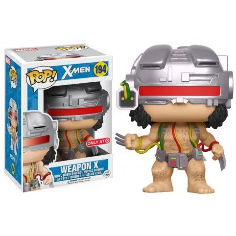 X-Men - Funko Pop - Weapon X - Edición Limitada