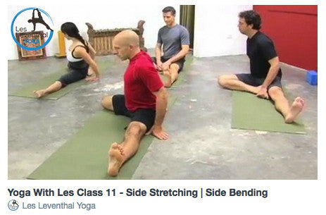 CLASS 11 • Side Stretching | Side Bending