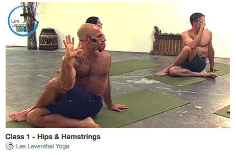 Class 1 - Hips & Hamstrings