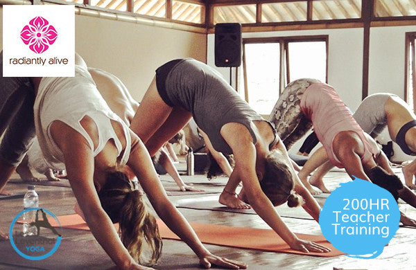 200HR Yoga Teacher Training ~ Bali, Indonesia