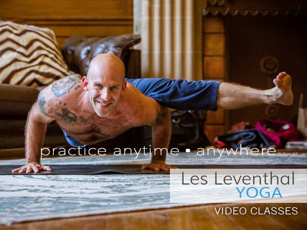 LES LEVENTHAL YOGA VIDEO BUNDLES