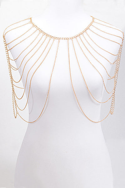 Romantic Body Chain - Zirena