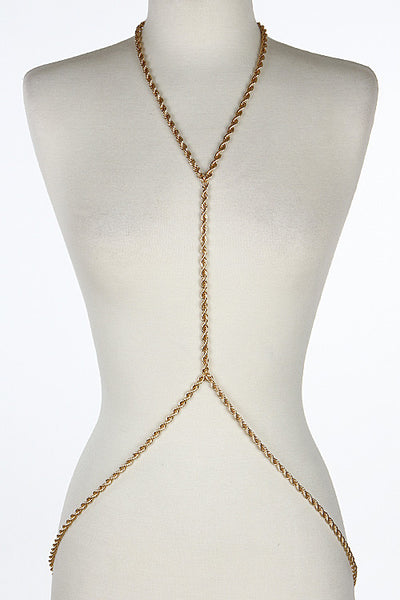 Ooh my Body Chain - Zirena