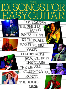 101 Songs for Easy Guitar Book Seven