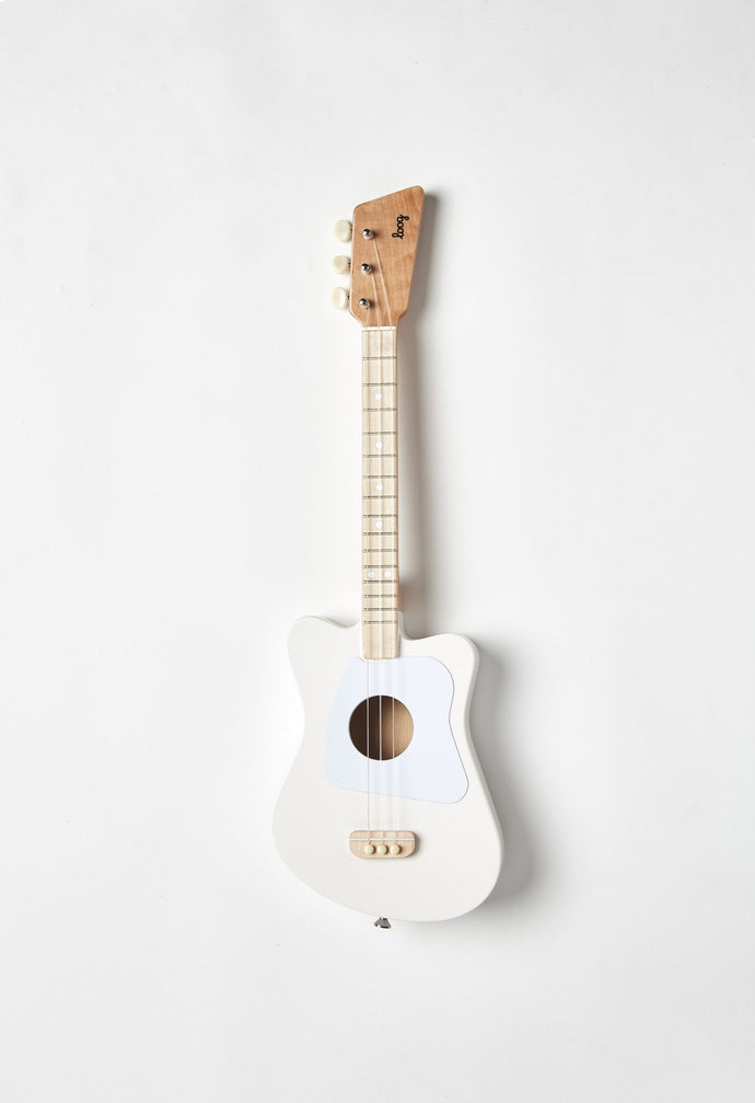 Loog Mini Guitar - White
