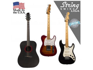 String Swing Wall Mounted Guitar Hanger