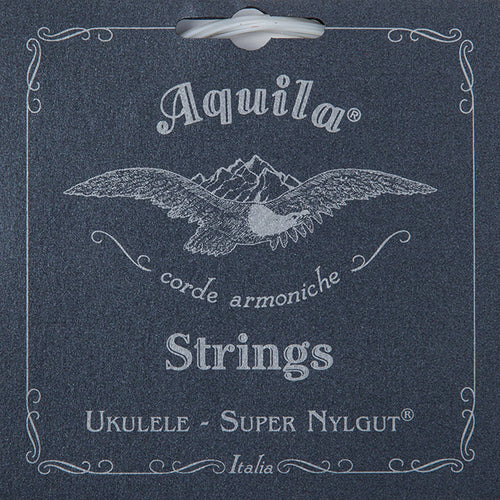 Aquila Super Nylgut Ukulele Strings - Concert High G