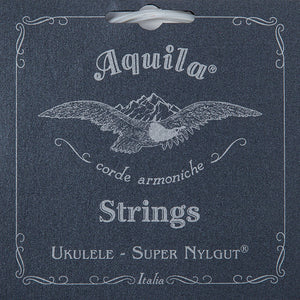 Aquila Super Nylgut Ukulele Strings - Tenor Low G