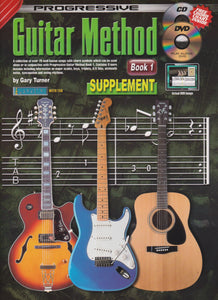 Progressive Guitar Method Book One - Supplement