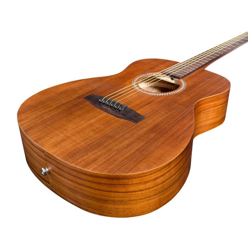 Martinez Koa Acoustic Small Body Guitar