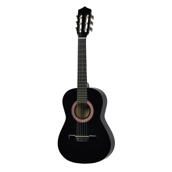 Sanchez 1/2 Beginner Classical Guitar - Black