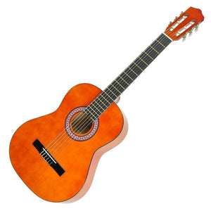 Sanchez 3/4 Beginner Classical Guitar - Amber