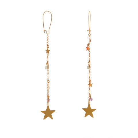 CONSTELLATION  Earring Gold Plated