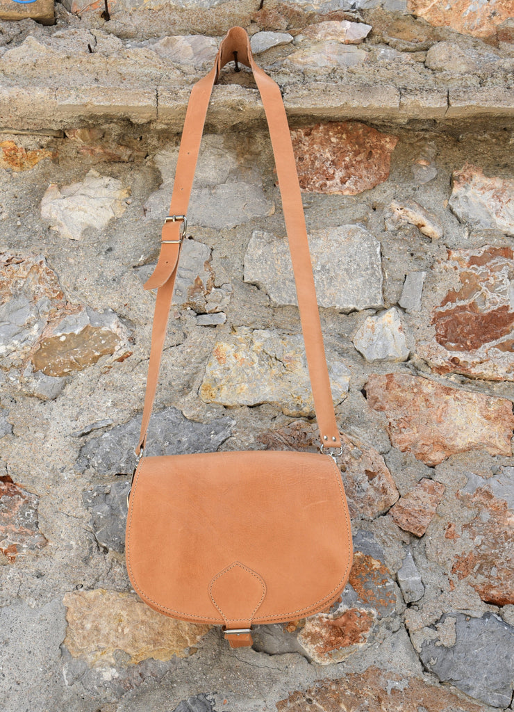 Medium Cross Body Saddle - art of shop  - 1