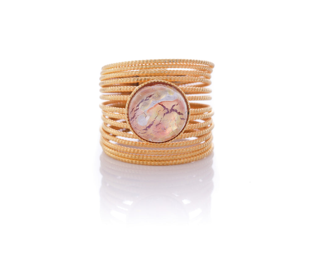 ENEE Ring Gold