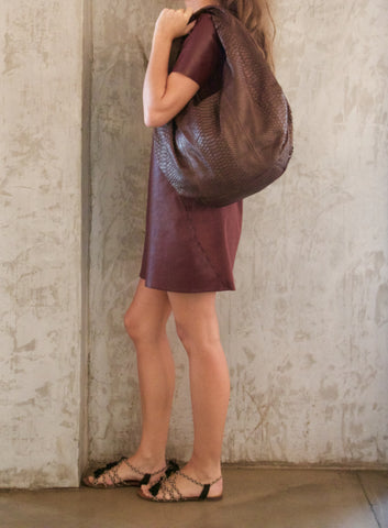 Brown Marceau Bag - art of shop