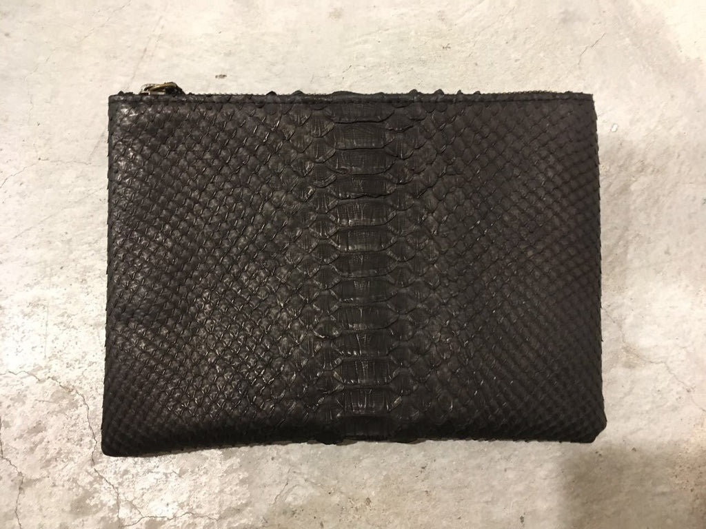 Hubert Make Up Clutch