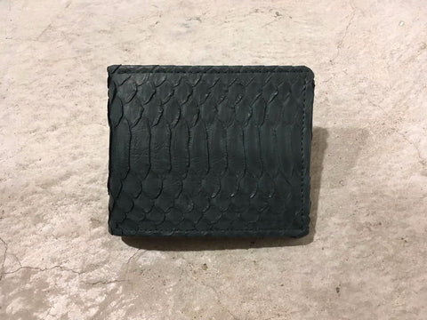 Balthazar Double Card Holder Dark Green