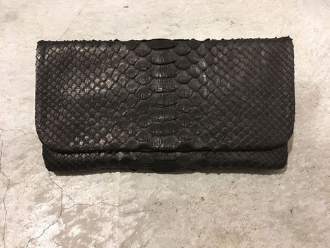 Archibald Leather Wallet Black