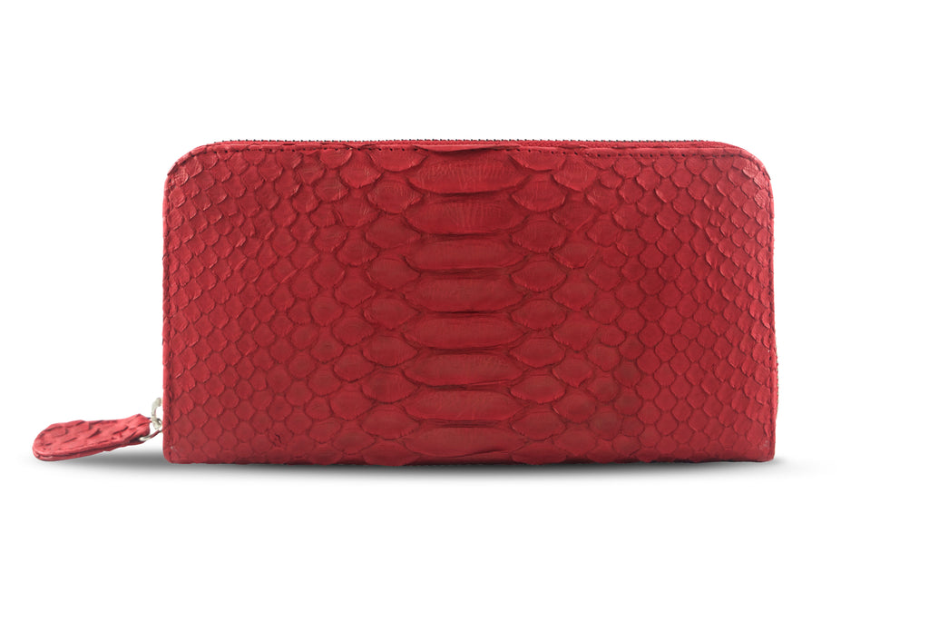 Red Romeo Python Wallet