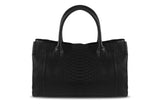 Black Barnabe Cabas Bag