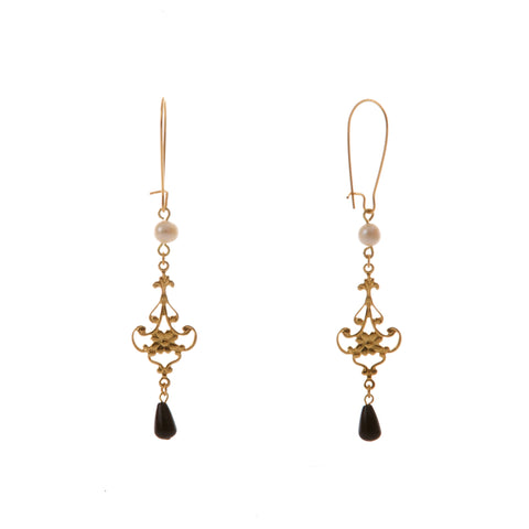 LINA Earring  Gold Plated