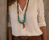 Malas Necklace - art of shop  - 3