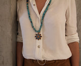 Malas Necklace - art of shop  - 2