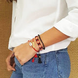 Red Summer Stack - art of shop  - 1