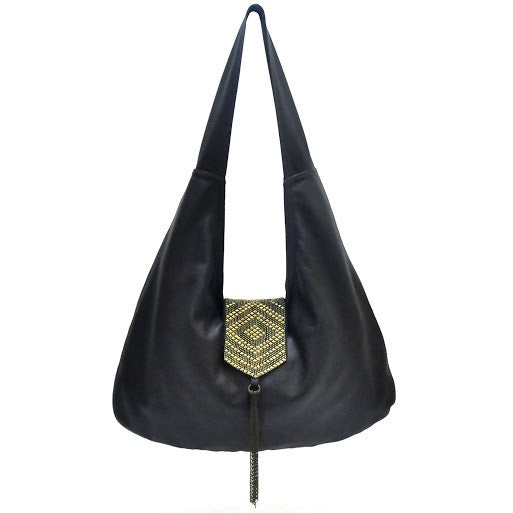 Shiva Mini Hobo Bag - art-of-shop