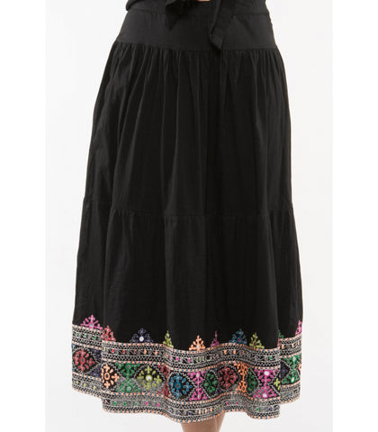 MIDI SKIRT - art of shop  - 1