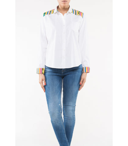NOT JUST A WHITE SHIRT - art of shop  - 1