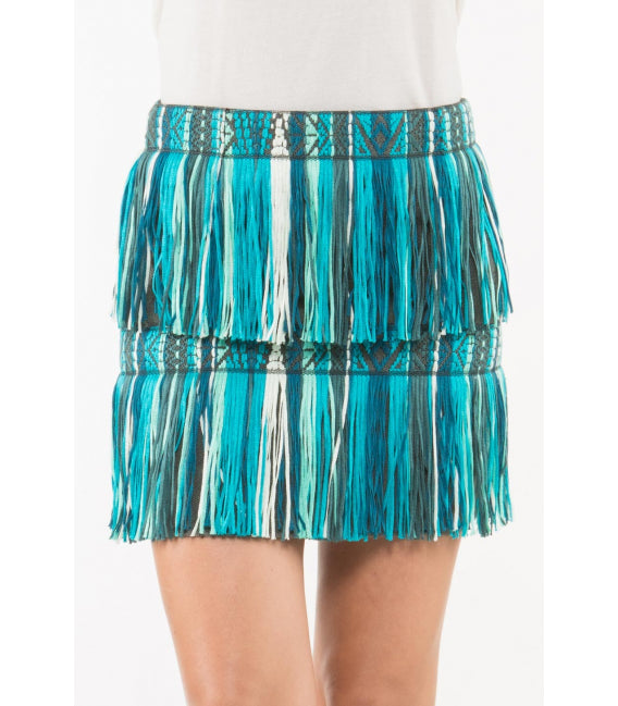 TASSEL SKIRT - art of shop  - 1
