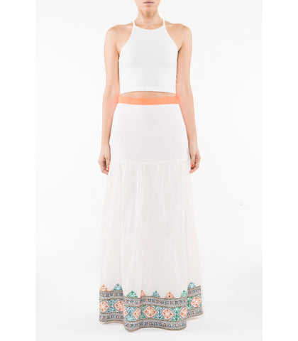 TIPI MAXI SKIRT - art of shop  - 1