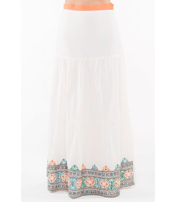 TIPI MAXI SKIRT - art of shop  - 2